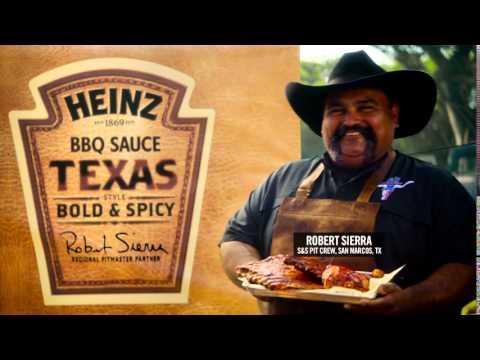 Texas BBQ Sauce - Pitmasters | HEINZ BBQ
