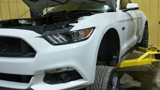 On3 Twin Turbo Mustang Gt VS On3 Single Turbo Mustang Gt 700hp
