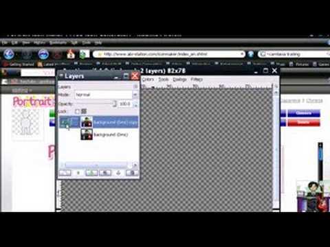 GIMP: Make Animated GIFs