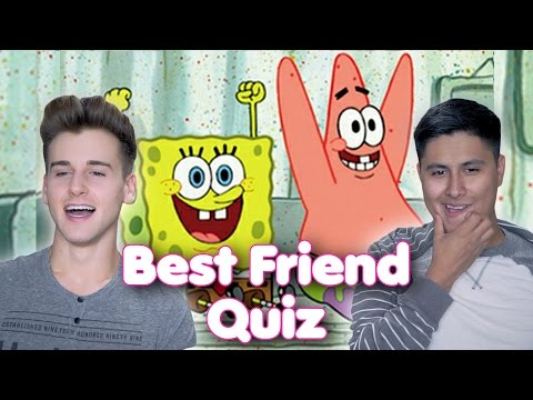 Taking The Best Friend Quiz!
