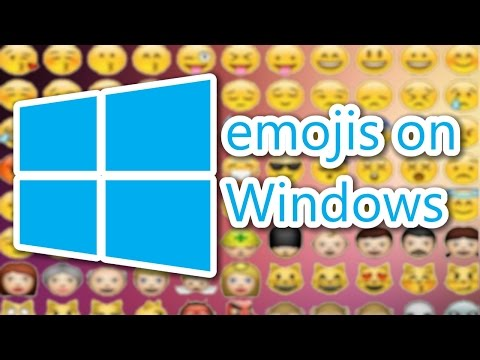 Install Emoji Keyboard on Windows 8 & 8.1