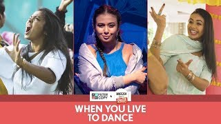 FilterCopy | When You Live To Dance | Ft. Nicole (Team Naach)