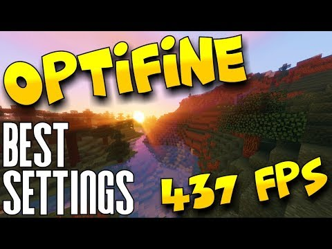 Best Settings for OPTIFINE MOD for Minecraft 1.12.2+ - Mod Showcase Optifine