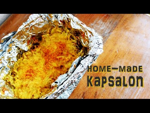 Recipe for a Dutch 'classic': kapsalon with leftover potatoes the vegetarian version