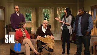 Cut For Time: Grandpa (J.K. Simmons) - SNL