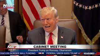 FULL Q&A: President Trump