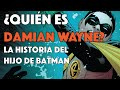 Download Video ¿QUIÉN ES DAMIAN WAYNE? La historia del hijo de Batman. 3GP MP4 FLV