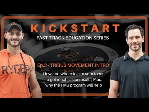 Kickstart Movement Fastrack | Ep.3 | How To Transform Your Body In Record Time