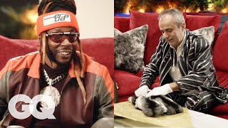 2 Chainz Checks Out a $10K Fur Coat (For Dogs) | Most Expensivest | GQ & VICE TV