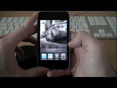 How to Get Multitasking and Homescreen Wallpaper (iPod touch 2nd Gen)