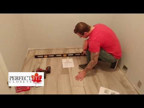 Floor and Wall Level Check