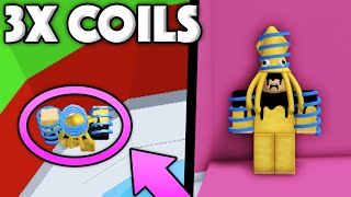 3X GRAVITY COILS in Tower of Hell | Roblox