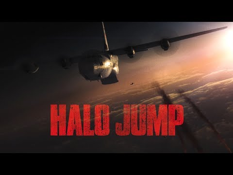 Halo Jump (A Scene Re-creation by HitFilm)