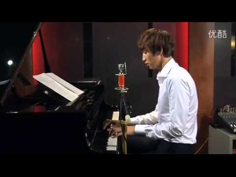 Nice Guy/Innocent man Kdrama BTS - Kwangsoo playing piano (full).flv
