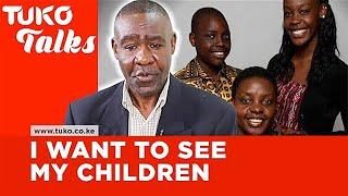 My wife took my children away from me 17 years ago - Robert Ochieng | Tuko Talks | Tuko TV