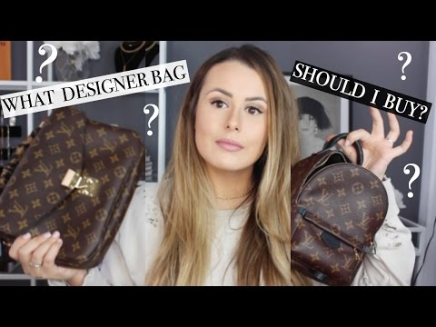 HOW TO CHOOSE YOUR FIRST DESIGNER BAG | MY ADVICE, TIPS & RECOMMENDATIONS