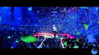 Coldplay Live 2012 In My Place