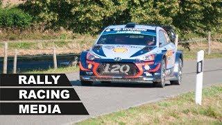 WRC Deutschland 2018 - DAY 4 | ACTION