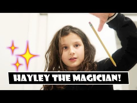 Hayley The Magician ✨ (WK 379)   Bratayley