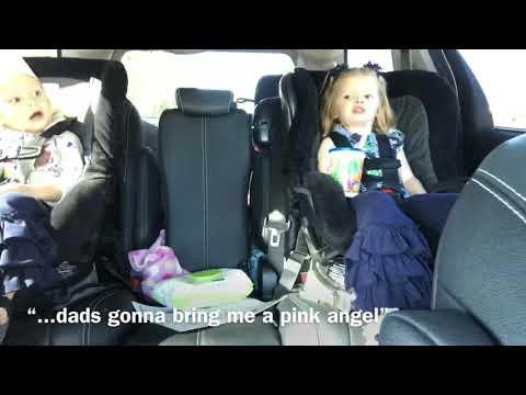 Toddler girls Christmas list. Carpool convos