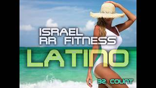 """LATINO MIX"" Step-Aerobic/Jump/Running Music Mix #24 136 bpm 32Count 2018 Israel RR Fitness"