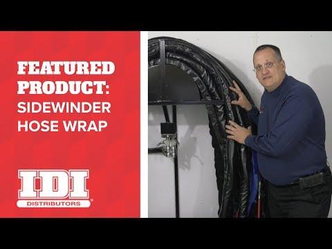 Spray Foam Hose Wrap Protection: How It Works