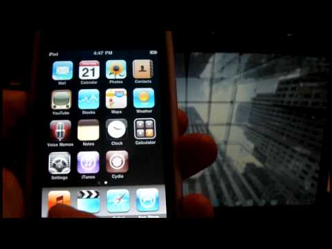 Custom Boot Logos Using redsn0w 0.9: Jailbreak Your iPhone or iPod touch on 3.1.2 Firmware