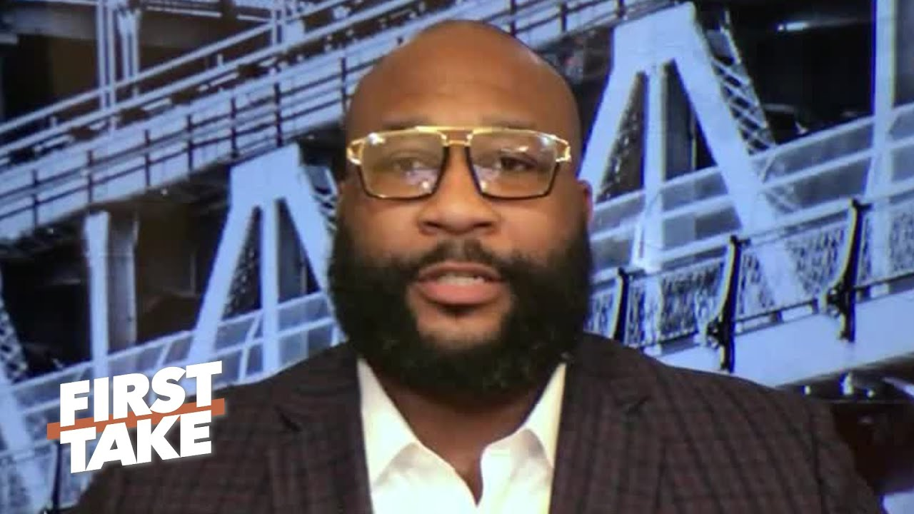 Marcus Spears fears the Cowboys will draft TE Kyle Pitts | First Take