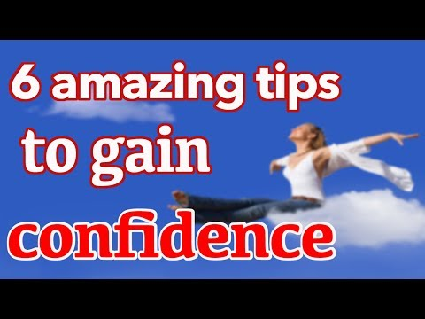 6 Amazing tips to gain self confidence. Powerful motivational video || Hindi ||