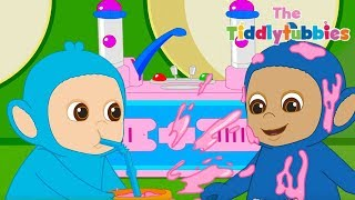 Tiddlytubbies 2D Series ★ Series 1 Full Episodes COMPILATION ★ Teletubbies Babies ★ Cartoon for Kids