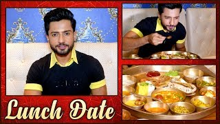 Bahu Begum Fame Rehaan Roy Goes On A Lunch Date With TellyMasala