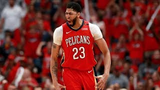 Pelicans 3-0! Anthony Davis, Mirotic Combine 58 Points! 2018 NBA Playoffs