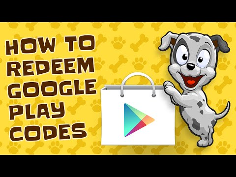 How to redeem Google Play Codes super fast and super easy!