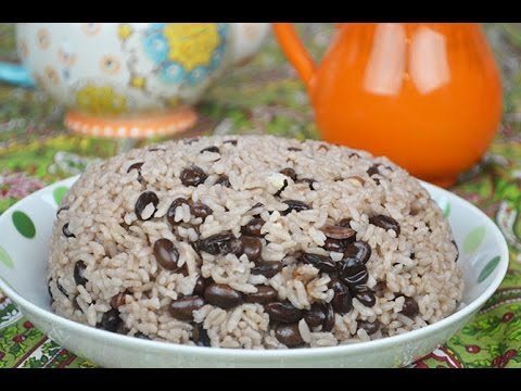 Korean Rice and Beans Recipe