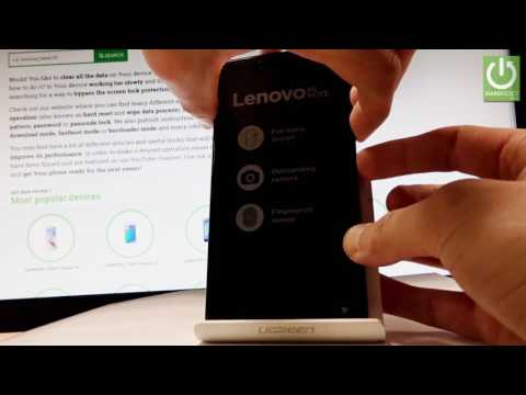 How to Open Recovery Mode in LENOVO K6 Note - Quit Recovery