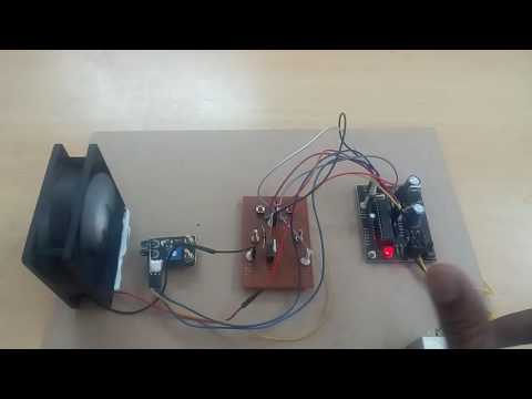 BLDC MOTOR SPEED CONTROL USING PWM Parts Explanation