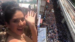 Sunny Leone Made Fans Go Crazy | Bollywood News