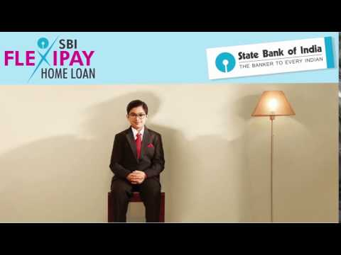 SBI FlexiPay Home Loan - A Loan that suits your needs