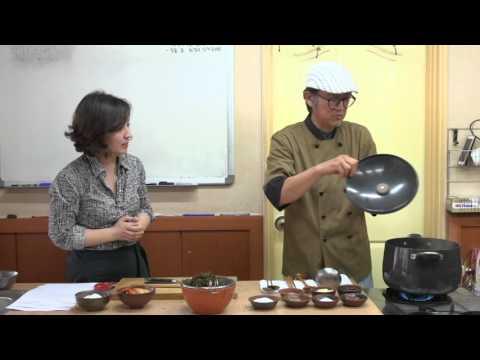 Korean Soups from Jeju Island