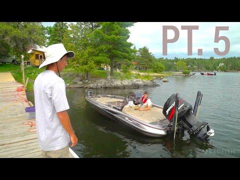 Big Mistakes & Big Lakes -- Never Stop Tour Ep. 5