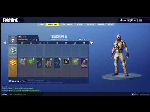 OMG THE SEASON 5 BATTLE PASS IS THE BEST YET!!