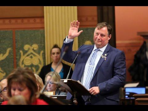 Rep. Scott Dianda Offers CPL Amendment to Voter ID Bills