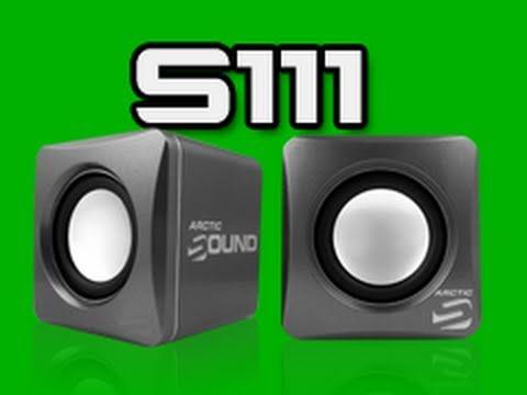 ARCTIC SOUND S111 Portable Speakers