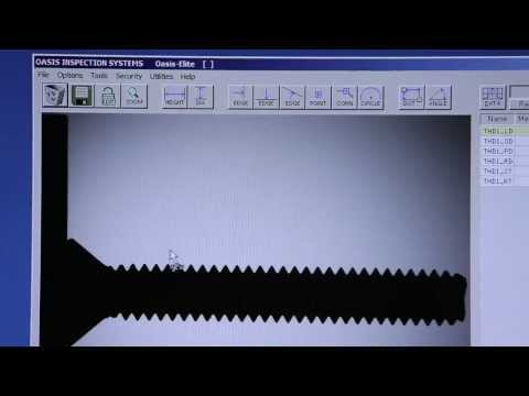OASIS Training Video #13-Thread Measurement