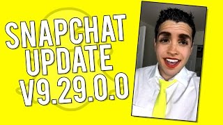 Snapchat Update V92900 Faceswap With Anyone On Your Camera Roll Repla