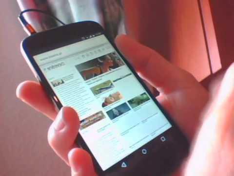 Nexus 4 - szybkość działania na android 5.1.1