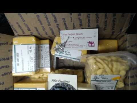 Haul - BOX Of Cheese!