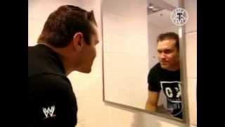Randy Orton sees Undertaker in mirror