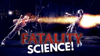 How Could The Mortal Kombat Fatalities Work In Real Life?