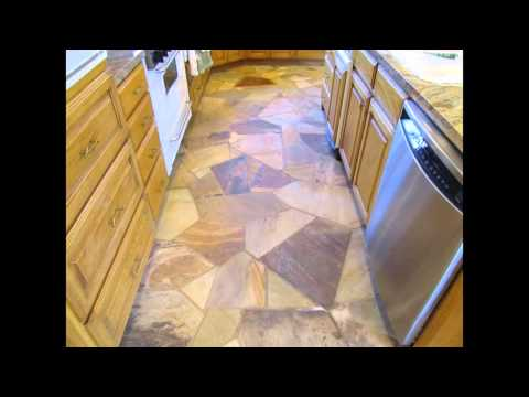 Professional Travertine Tile & Grout Refinishing In Orlando